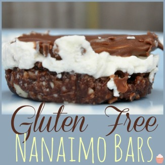 Gluten Free Nanaimo Bars - A Canadian favorite made gluten free - from knowgluten.me